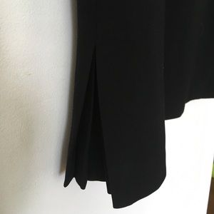 Ann Taylor Petites Black Dress